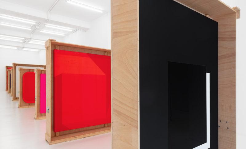 INSTALLATION VIEW, Galería Casado Santapau, Madrid