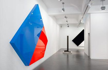 Gerold Miller, Galerie Nikolaus Ruzicska, 07/17
