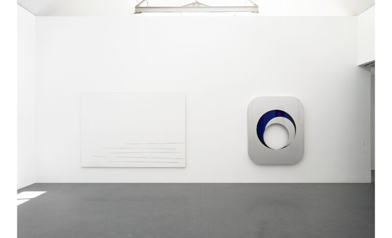 INSTALLATION VIEW, THINK BIG - IT'S ALL ABOUT SPACE, WALTER STORMS GALERIE