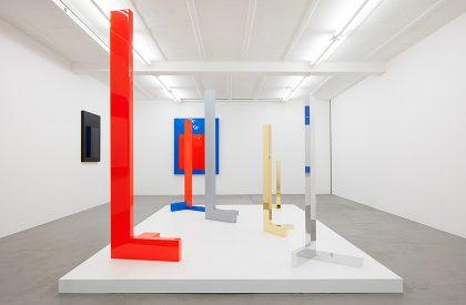 Gerold Miller, Galerie Lange+Pult (AV), 10/16