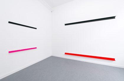 Monoform, PS Projectspace, 10/15