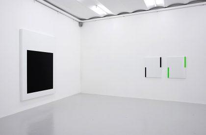 Gerold Miller, Giacomo Guidi Arte Contemporanea, 04/13