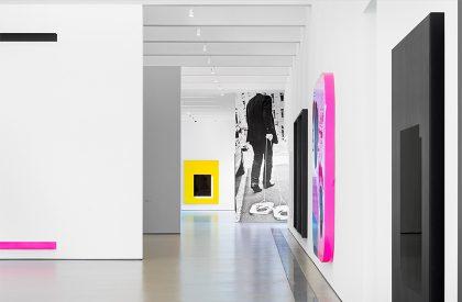 Gerold Miller, Kunsthalle Weishaupt, 04/16