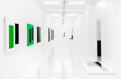 Gerold Miller. Galería Casado Santapau, 03/18