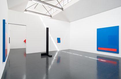 Gerold Miller. Galerie Walter Storms. 04/18