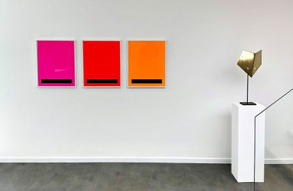 Zembla Gallery with Martin Boyce